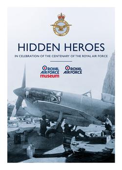 RAF Museum Hidden Heroes Gibraltar