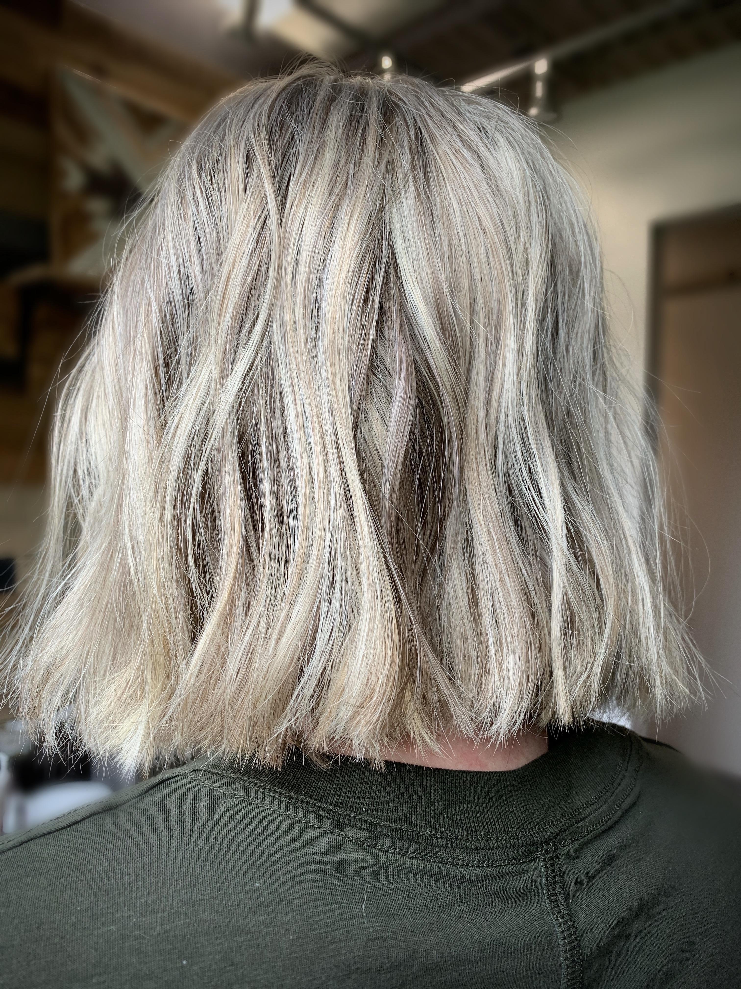 Blended Blonde (Full)