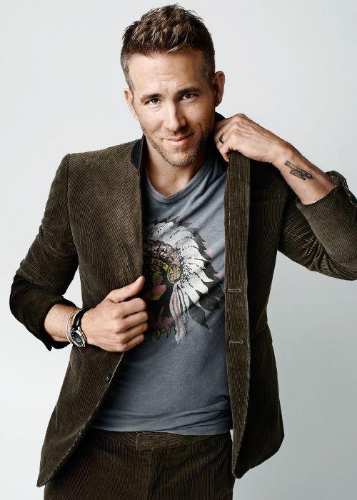 Ryan Reynolds good colors