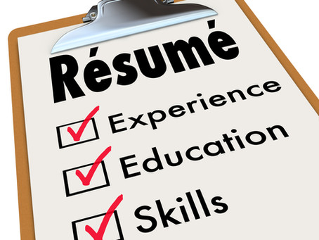 """""""Tag, You're It"""" - How Your Resume Gets Found"""