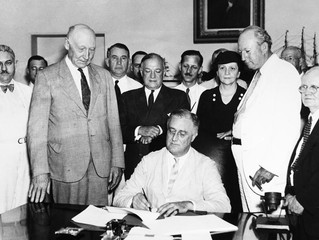 GW PolySci, Econ Profs Need To Stop Idolizing FDR's New Deal