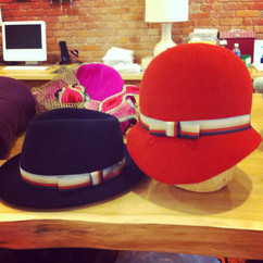 His and Hers Hats