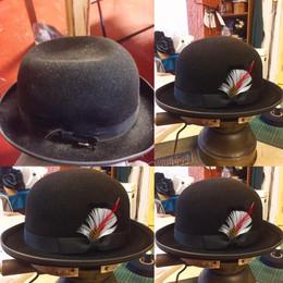 Restoring a Bowler Hat