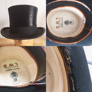 Top Hat Brought Back To Life