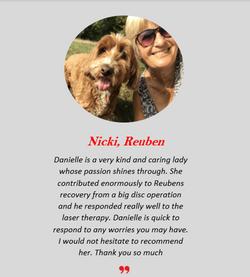 Nicki Reuben