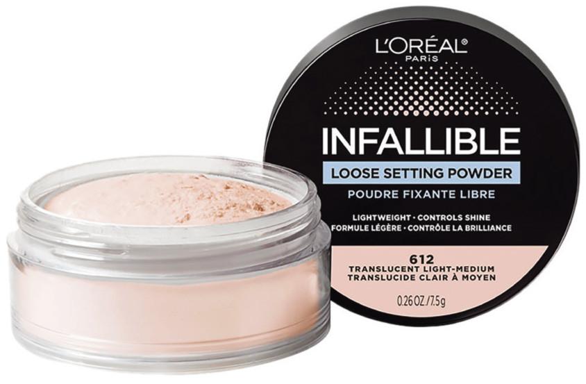 Infallible Loose Setting Powder, L'Oreal Paris