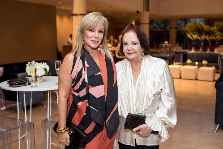 Annette Tañón e Iris Tañón