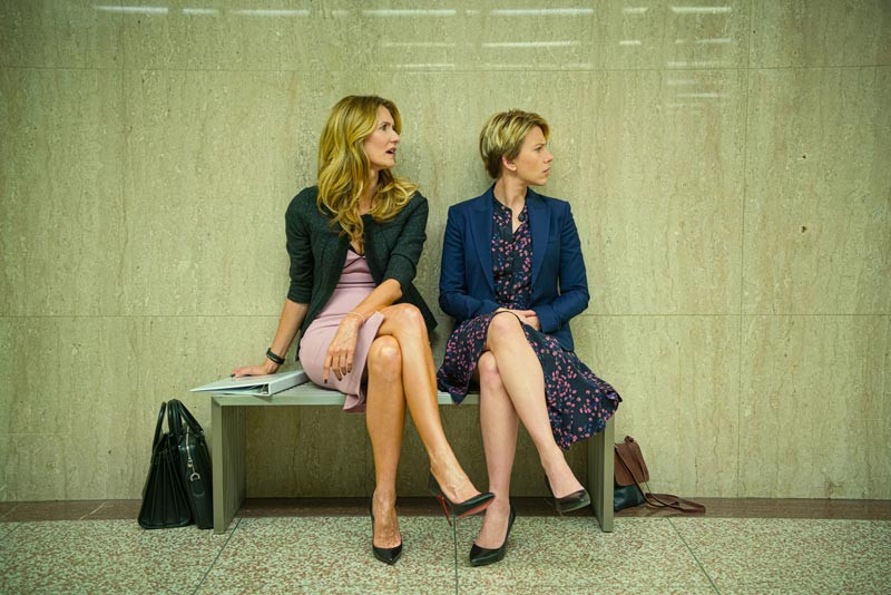 Laura Dern, Scarlett Johansson, Marriage Story.