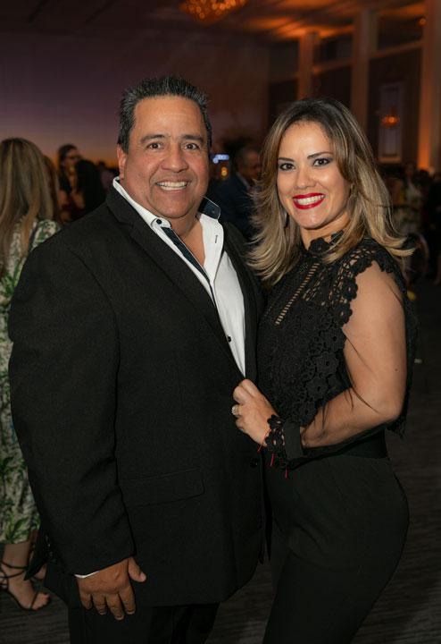 Luis y Sandry Rivera