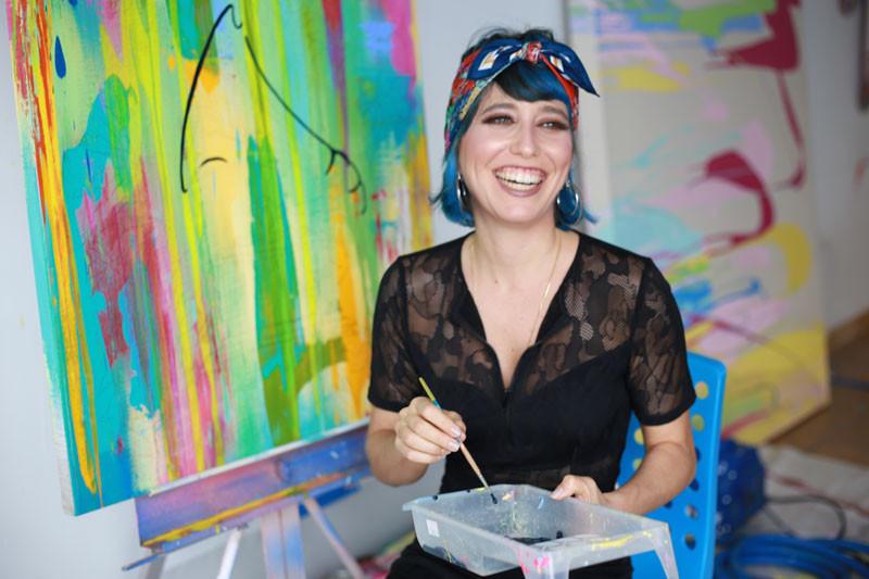 Sofia Maldonado. fotografía: Gladys Vega.
