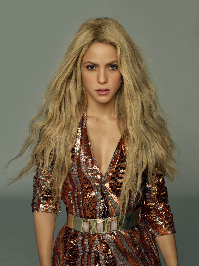 Shakira Dance Midnight, perfume.