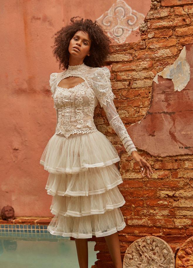 Jenella Powell Rivera, modelo.