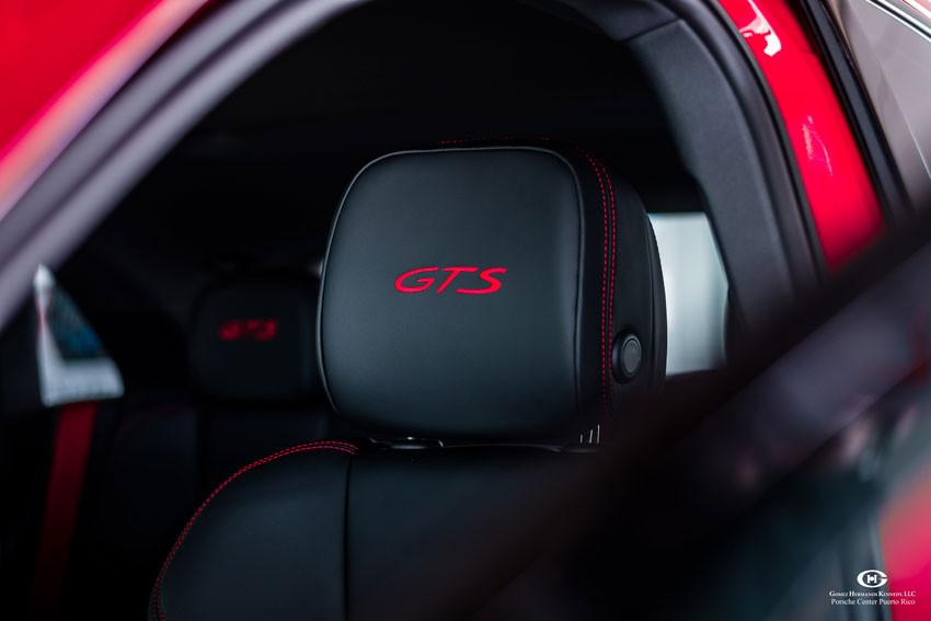 Porsche, Macan GTS