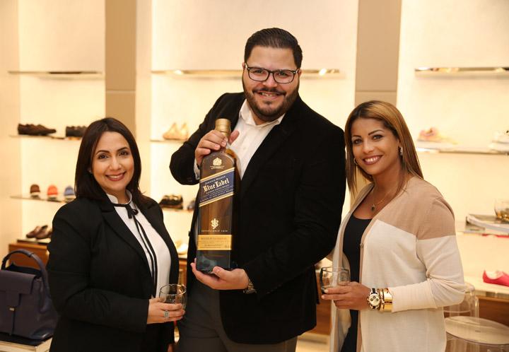 Sheila Hernandez, José Vázquez y Xiomara Rosado