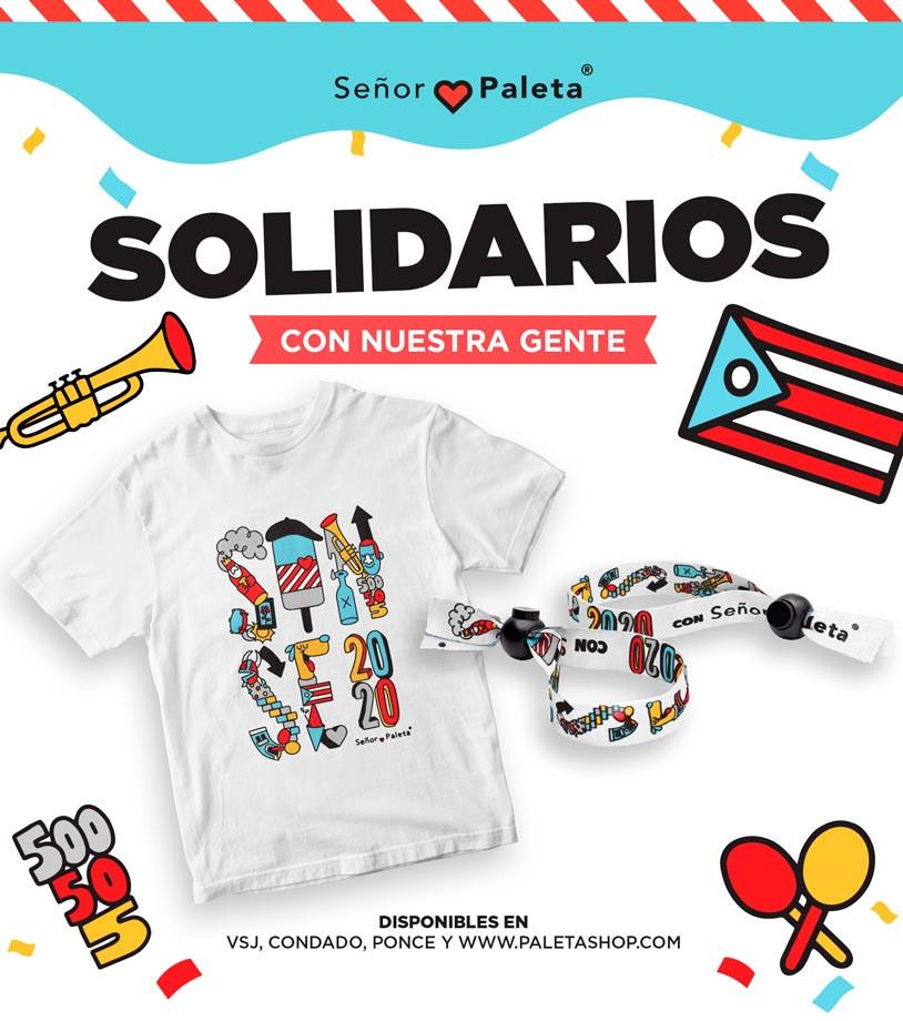 Camisa y Bandita Sanse - Senor Paleta
