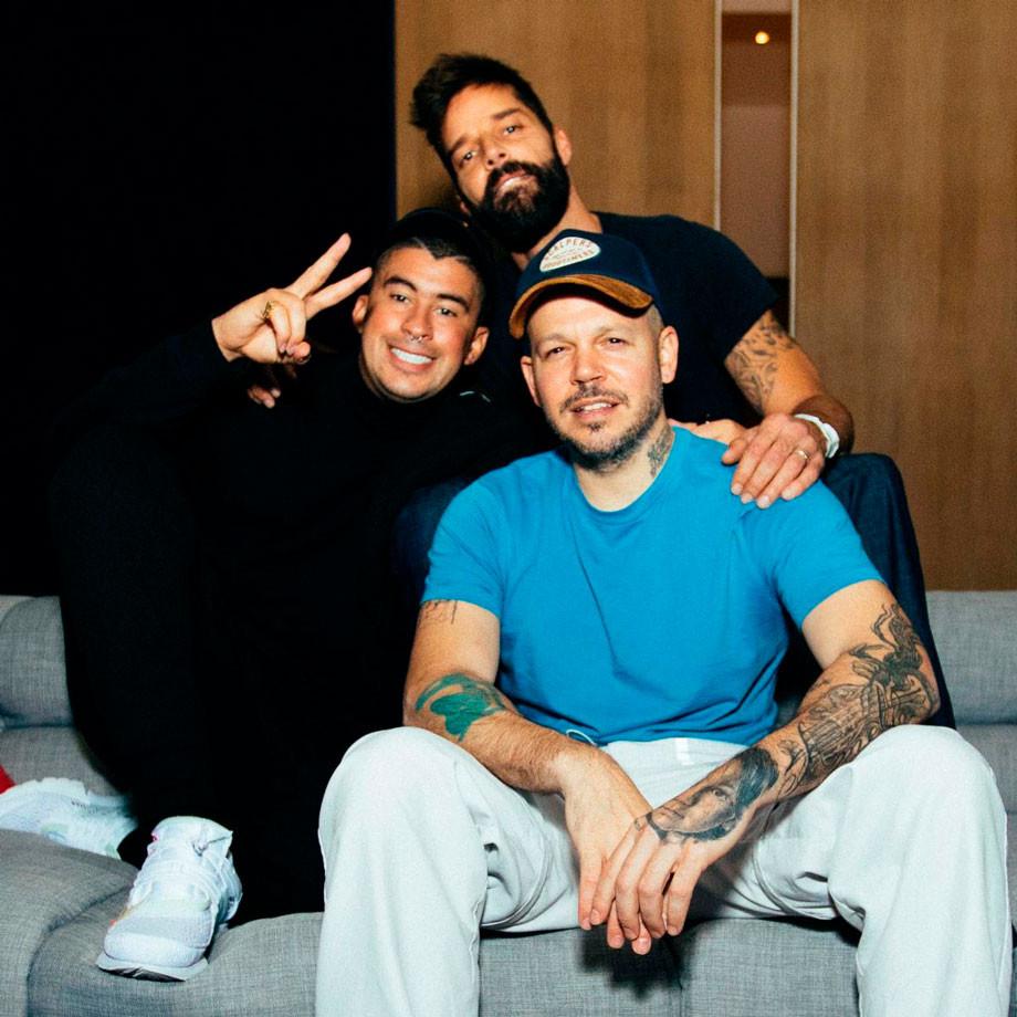 Ricky Martin, Residente y Bad Bunny, cantalo, Lanzamiento.