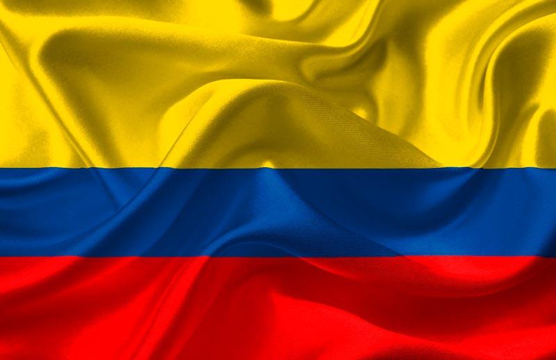 Bandera de Colombia, Foto Pixabay.