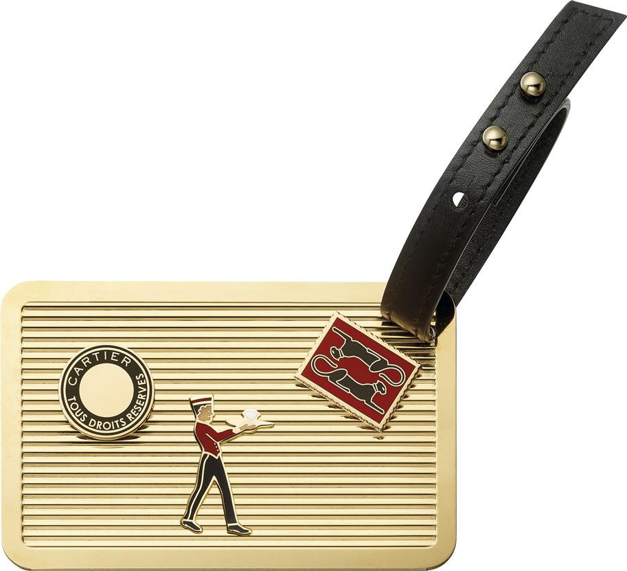 Accesorios para el, Bolso de viaje Cartier