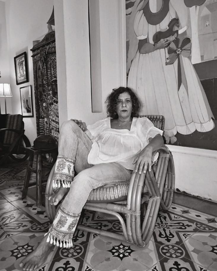 Gladyris Silva. IN Puerto Rico Magazine.