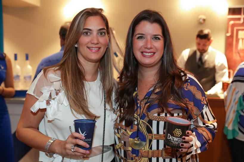 Camille González y Alexandra Márquez