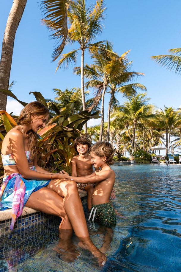 Sueño de Verano, Endless Summer. The St. Regis Bahía Beach Resort