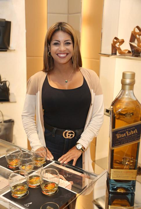 Xiomara Rosado especialista de marcas Diageo Mendez & Co