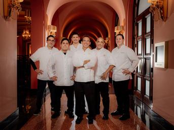 PRESENTAN EQUIPO CULINARIO DEL HOTEL CONDADO VANDERBILT