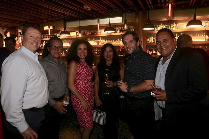 Jorge Estevez, Luis Ríos Saliee Rivera, Sofía González, Jesús Ortíz, Luís Lucena