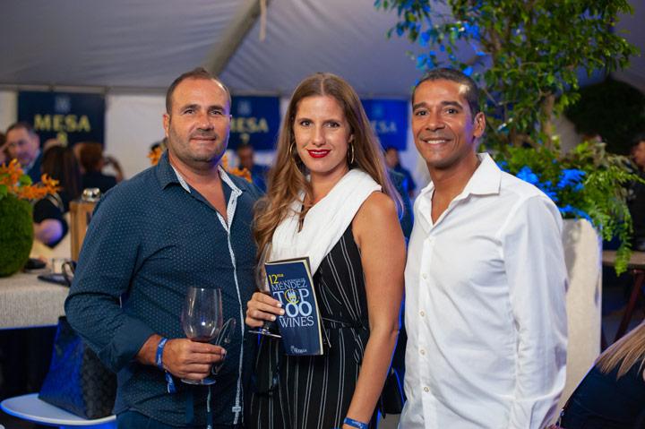 Rossana Camuy, Ardiel Jimenez , Arturo Campos,