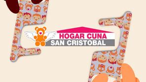 "ÚNETE EN CONTRA DEL MALTRATO INFANTIL COMPRANDO EL ""TOUCH TOOL"" DEL HOGAR CUNA SAN CRISTÓBAL"