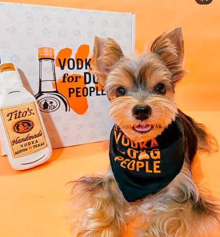 Tito's Vodka. Bruno Paolo PR.