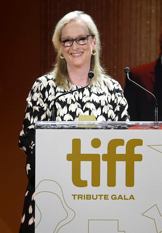 Meryl Streep 2019, Tributo Tiff Toronto