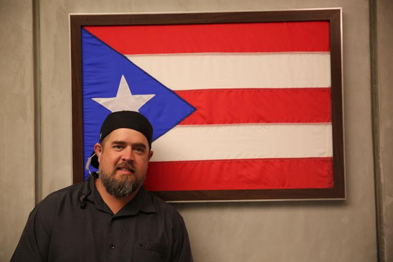 Chago Benet. Director de fotografía.