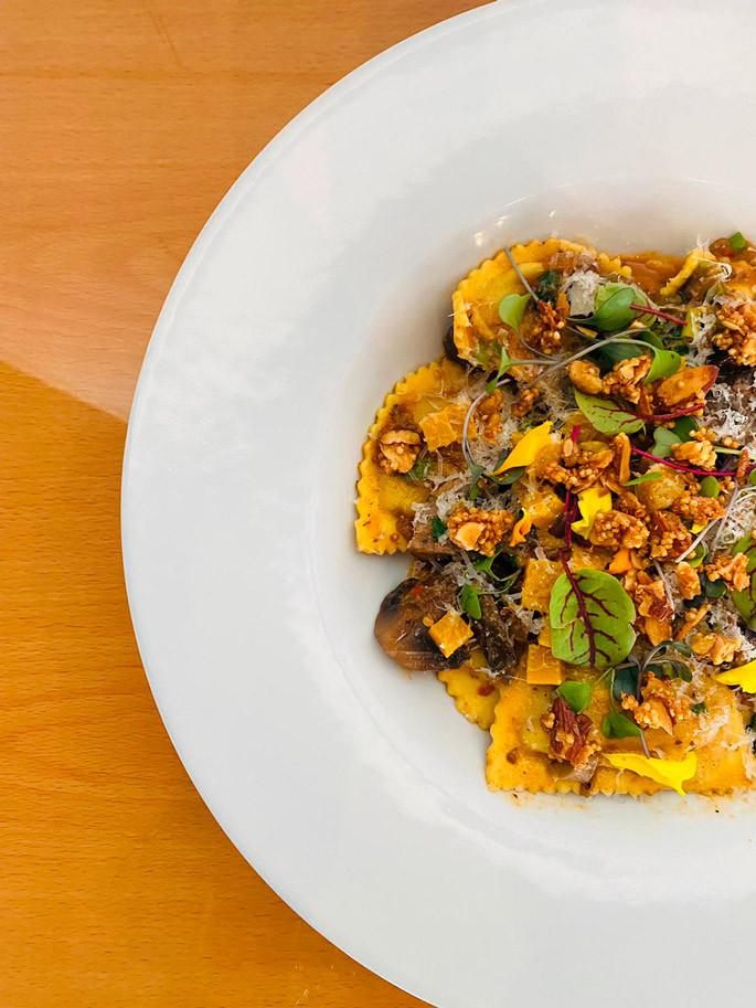 Ombra Italian Eatery