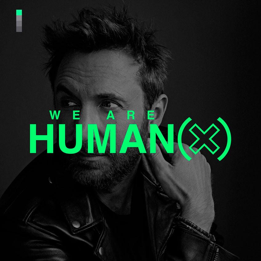 David Guetta, HumanX.