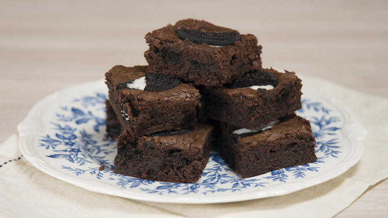 Oreo - Brownies