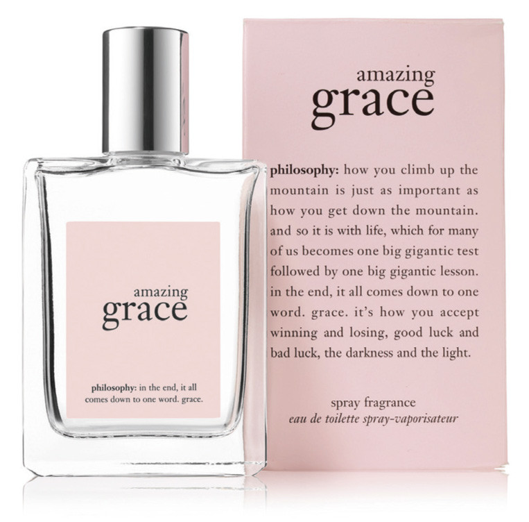 Amazing Grace, Philosophy.