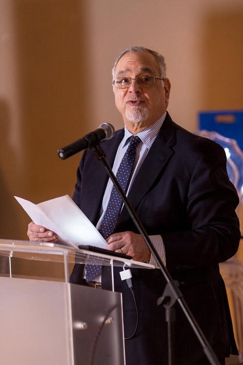 Dr. Augusto Elías Boneta, Decano Auxiliar del Recinto de Ciencias Médicas