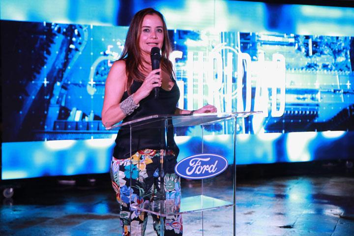 Lorraine Urdaz, gerente de mercadeo de Ford Puerto Rico