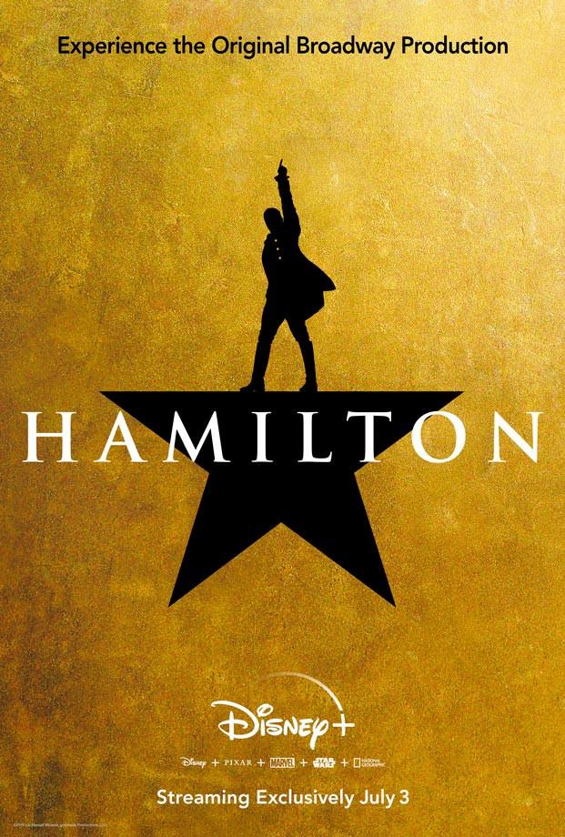 Hamilton, Disney+