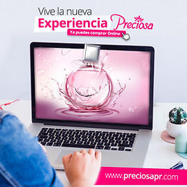 #Preciosa, #PreciosaPR
