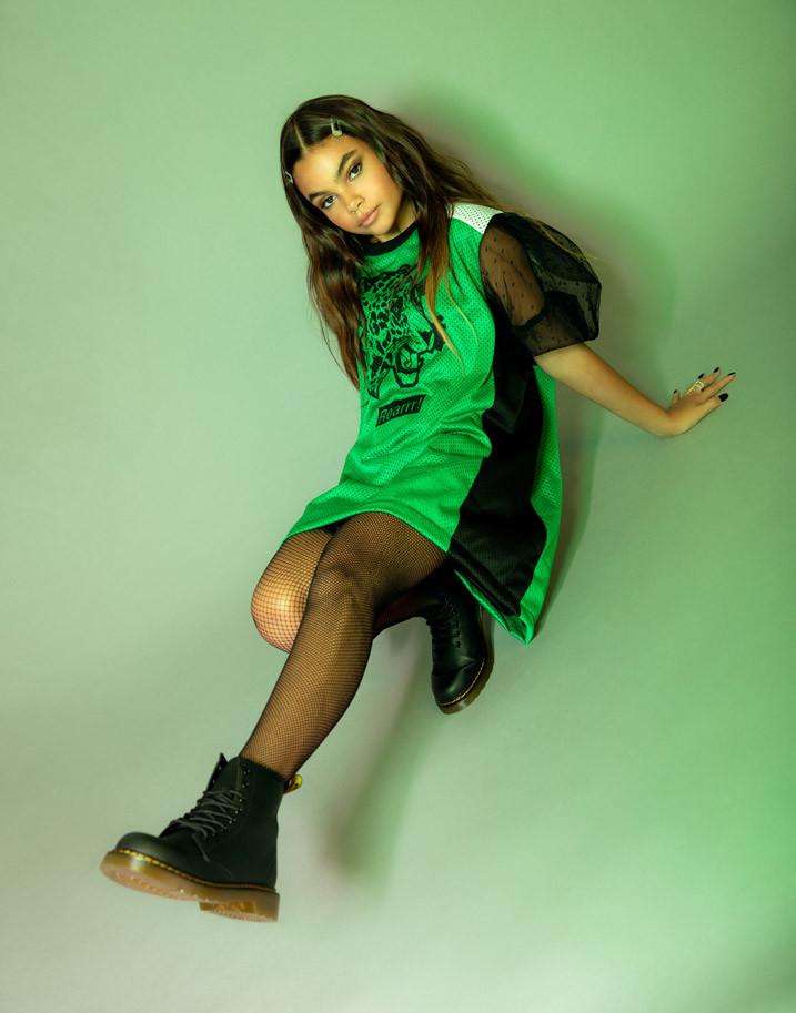 Ariana Greenblatt, In Puerto Rico Magazine.