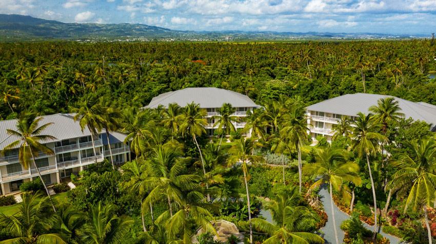 The St. Regis Bahia Beach Resort - vista aerea