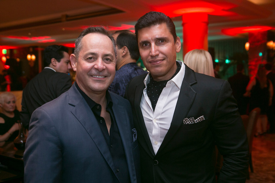 Albert Charbonneau & Lcdo. Rey Reyes