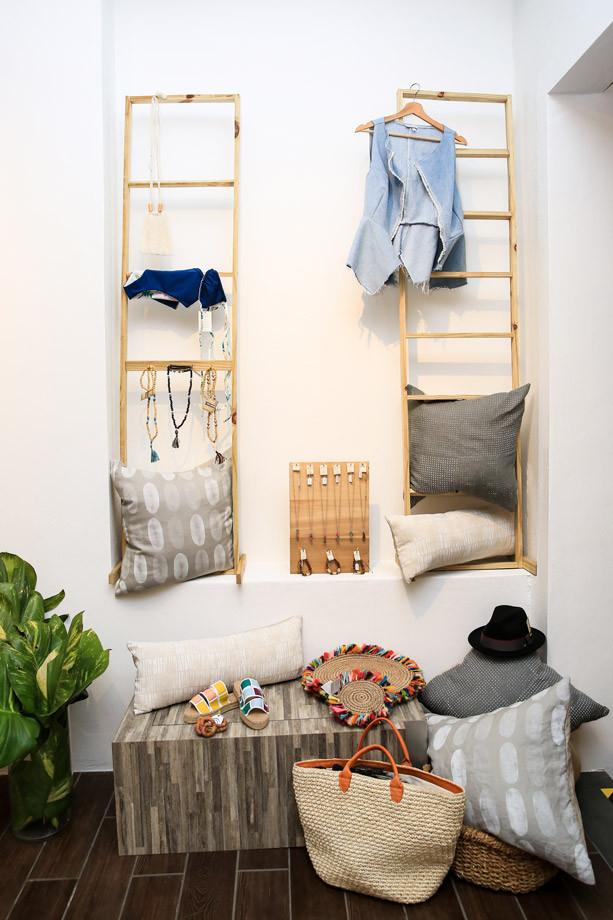 closet ecoamigable, retazo.