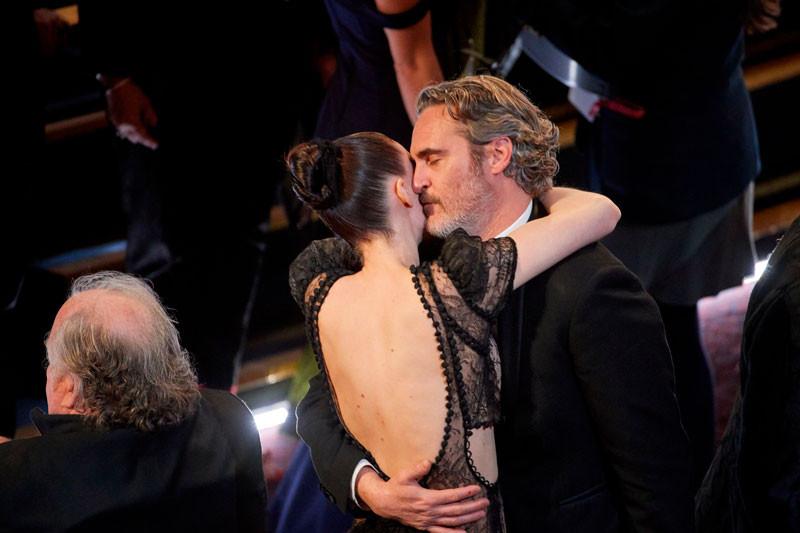 Joaquin Phoenix, Rooney Mara, Oscar 2020.