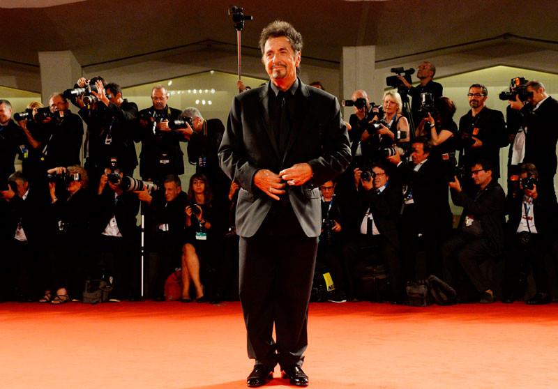Al Pacino 2014.