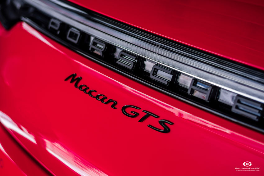Porsche, Macan GTS.