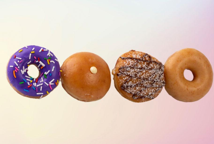 Krispy Kreme - Nueva colección Minis