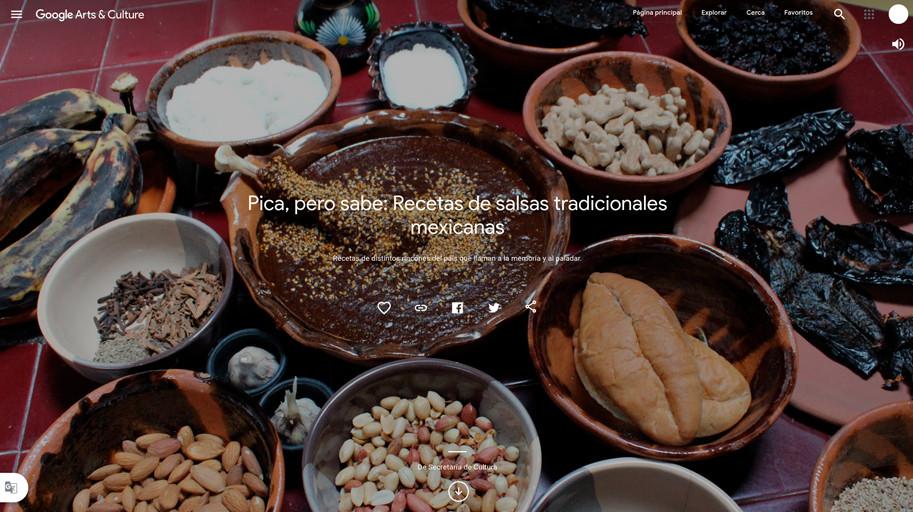 Al centro de la mesa, el mole. Uno de los protagonistas de la gastronomía mexicana Gobierno de México - Google Arts & Culture